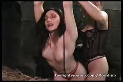 twilightwomen lesbian bondage orgasm and whipping seduction