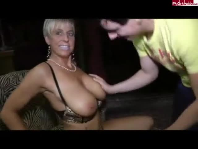 Young Milf Fucks Big Dick Teen