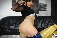 Muslim Hijab Arab Girl | Ass & Tits | LIVE Cam | Preview | Muna